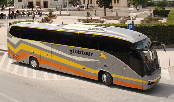 Servisne Informacije Globtour Međugorje D D Usluge Linijskog Prijevoza Putnika