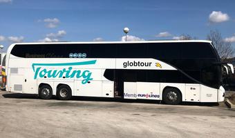 Naslovnica Globtour Međugorje D D Usluge Linijskog Prijevoza Putnika